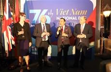 Celebran en Londres el Día Nacional de Vietnam