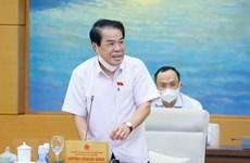 Analiza Parlamento vietnamita solución de sugerencias de ciudadanos