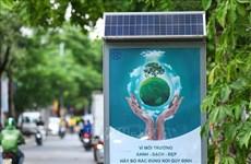 """Lanza Vietnam campaña """"Hacer un mundo más limpio"""""""