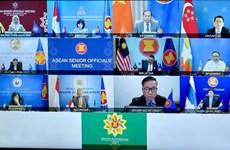 Revisan preparativos para próximas Cumbres de la ASEAN