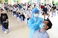 Reducen casos diarios del coronavirus en Vietnam
