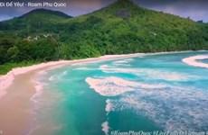 Divulgan encantos turísticos de la isla vietnamita de Phu Quoc en YouTube