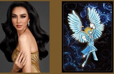 Elige traje nacional representante de Vietnam en Miss Grand International 2021