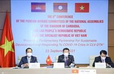 Vietnam, Camboya y Laos piden compartir vacunas contra el COVID-19