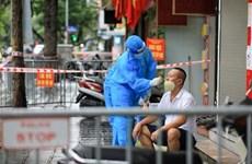 Continúa reduciendo número de casos diarios del coronavirus en Vietnam