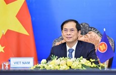 Visita a Rusia del canciller vietnamita fortalecerá la asociación estratégica integral bilateral