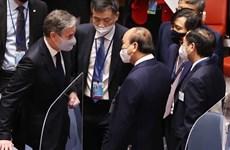 Presidente de Vietnam realiza amplio programa de encuentros en Nueva York