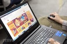 Compras online se duplican en Hanoi durante el distanciamiento social