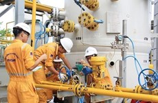 Corporación de Gas vietnamita planea superar objetivo de producción de GLP