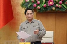 Primer Ministro de Vietnam dialogará con empresas para superar impactos del COVID-19
