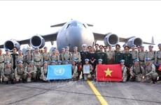 Vietnam seguirá contribuyendo a actividades de la ONU en Sudán del Sur