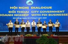 Empresas de IED aportan ideas para restaurar la producción en ciudad vietnamita de Da Nang