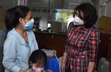 UNICEF elogia la prioridad de Vietnam para huérfanos por COVID-19