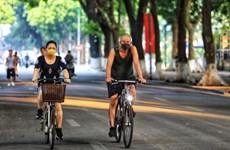 Hanoi reabrirá mañana espacios recreativos y centros comerciales