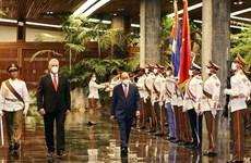 Viaje del presidente vietnamita a Cuba y EE.UU.: Éxito de la diplomacia de vacunas