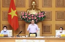 Primer ministro vietnamita urge a acelerar desembolso de inversiones públicas