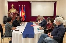 Asociación de Amistad Francia-Vietnam aporta al desarrollo de los nexos bilaterales