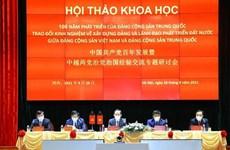 Vietnam y China por fortalecer la asociación estratégica integral bilateral