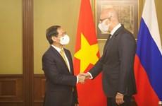 Profundizan Vietnam y Rusia nexos bilaterales