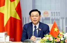 Presidente del Parlamento vietnamita dialogará con empresas de EE.UU.