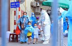 Unen esfuerzos por los niños afectados por el COVID-19 en Ciudad Ho Chi Minh