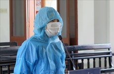 Condenan a pena de cárcel a sujeta residente en Phu Yen por delito contra Estado