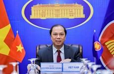 Participa Vietnam en reunión preparatoria de altos funcionarios de la ASEAN