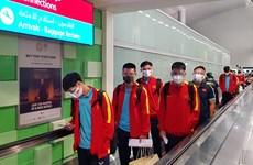 Vietnam se prepara para partido contra China en eliminatorias mundialistas de fútbol