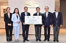 Grupo tailandés de bebidas aprecia medidas contra el COVID-19 en Vietnam