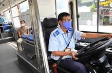 Adoptan el plan de transporte de trabajadores en Ciudad Ho Chi Minh