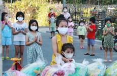 Niños huérfanos por el COVID-19 necesitan atención especial en Vietnam