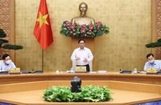 Resalta premier vietnamita importancia de prevención del COVID-19 en recuperación económica