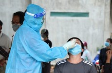Continúan reduciendo casos diarios del COVID-19 en Vietnam