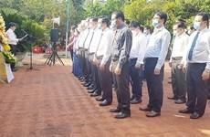 Rinden tributo a expresidente interino República Democrática de Vietnam
