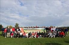 Vietnamitas en Alemania organiza Torneo de Golf de Amistad