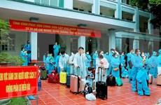 Provincia vietnamita de Vinh Phuc flexibiliza medidas antipandémicas en nueva normalidad