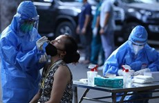Hanoi confirma seis nuevos casos del COVID-19