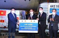 Unen esfuerzos para asegurar suministro de vacunas contra el COVID-19 para Vietnam