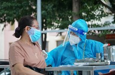 Ciudad Ho Chi Minh se prepara para vacunar a estudiantes mayores de 12 años