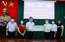 Empresa vietnamita en EE.UU. apoya lucha contra COVID-19 en Ciudad Ho Chi Minh