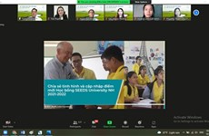 Más de 200 vietnamitas se benefician de becas universitarias SEEDS
