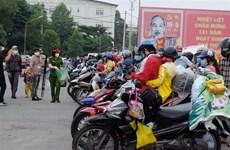 Organizan en Vietnam retorno de ciudadanos a lugares de origen en medio del COVID-19