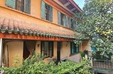 Arquitectura singular de mansión del rey Bao Dai en Hanoi