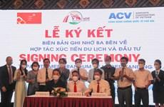 Abrirán ruta aérea directa entre provincia vietnamita de Thua Thien-Hue y Corea del Sur