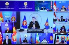 Cancilleres de la ASEAN realzan mantenimiento de multilateralización
