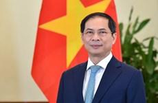 Canciller vietnamita pronuncia discurso en sesión plenaria de UNCTAD 15