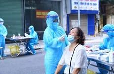 Hanoi sin registrar nuevos casos del COVID-19 esta mañana