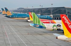 Proponen en Vietnam reactivar 10 rutas aéreas nacionales a partir del 10 de octubre