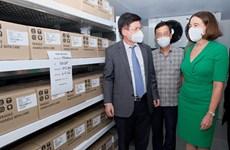 Premier vietnamita envía carta de agradecimiento a Australia por su donación de vacunas