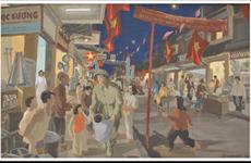 """Efectuarán exposición """"Memorias de Hanoi"""" con motivo del Día de la Liberación de la capital vietnamita"""